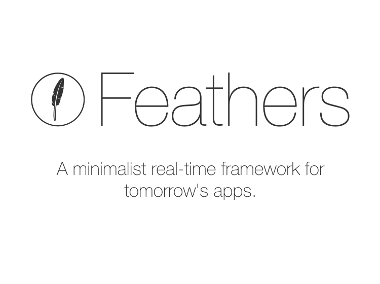 Feathers - A framework for real-time applications and REST APIs